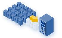 سرورهای مناسب برای فعالیت های مجازی سازی (Virtualization)