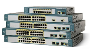 سوییچ (Cisco Switch)