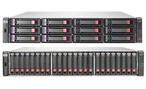 دستگاه ذخیره سازی (HP Storage)